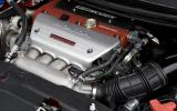 Honda Civic Type R Mugen Concept engine bay