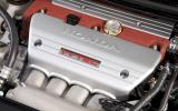 2.0-litre Honda Civic Type R Mugen engine