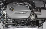 2.0-litre Volvo V70 T4 engine