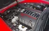 6.2-litre V8 Corvette Grand Sport engine