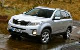 Best car deals: Kia Sorento, Land Rover Discovery, VW Touareg