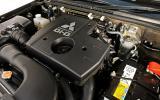 3.2-litre Mitsubishi Shogun diesel engine