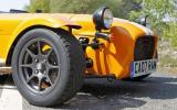 Caterham Seven Supersport nose