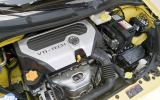 1.5-litre MG 3 petrol engine