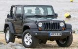Jeep Wrangler 2.8 CRD Sport 4x4