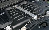 6.0-litre W12 Bentley Continental Supersports engine
