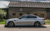 AC Schnitzer ACS5 Sport 2020 road test review - static side