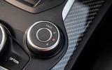 Alfa Romeo Stelvio Quadrifoglio 2019 road test review - drive modes