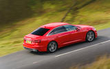Audi A6 2019 road test review - on the road side