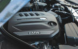 BMW 3 Series 320d 2019 Road Test review - engine
