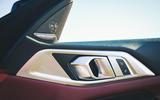 22 BMW 4 Series M440i road test review 2021 door handles
