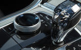 BMW 8 Series Coupé 2019 road test review - infotainment controls