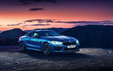 BMW M8 Competition coupe 2020 road test review - static