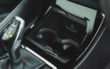 BMW X2 M35i 2019 road test review - USB port