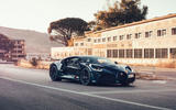 Bugatti Divo 2020 road test review - static