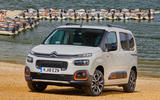 Citroen Berlingo 2018 road test review - static