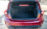 Ford Focus ST-line X 2019 road test review - boot space