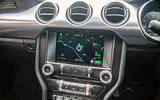 Ford Mustang Bullitt 2018 road test review - infotainment