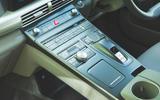 Hyundai Nexo 2019 road test review - centre console