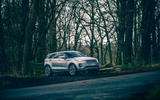 22 Land Rover Range Rover Evoque 2021 road test review static
