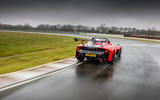 Lotus 3-Eleven 430 review cornering rear