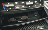 22 Maserati Quattroporte trofeo 2021 RT wireless charging
