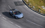 McLaren 600LT 2018 review - on the road corner