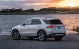 Mercedes-Benz GLE 2018 review - static rear