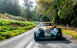 Morgan Aero GT 2018 review - on the road nose