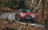 Nissan Juke 2020 road test review - on the road front