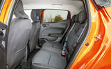 Renault Clio 2019 road test review - rear seats