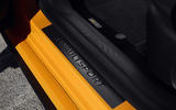 Renault Megane RS 280 2018 road test review kickplate
