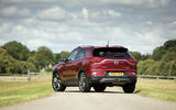 Ssangyong Korando 2019 road test review - static rear