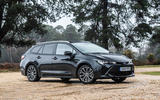 Toyota Corolla Touring Sports 2019 road test review - static