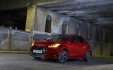 Toyota Yaris 2020 road test review - static