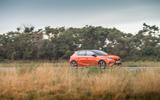 Vauxhall Corsa 2020 road test review - on the road side