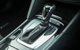 Vauxhall Insignia Sports Tourer GSI review gear stick
