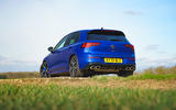 22 Volkswagen Golf R 2021 RT static rear