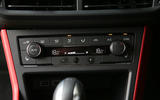 Volkswagen Polo GTI 2018 road test review climate control