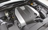 2.5-litre V6 Lexus GS 250 engine
