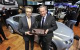 New Bentley boss on firm's future