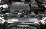 2.0-litre Audi A1 diesel engine