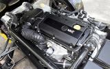Westfield 1600 Sport Turbo engine bay