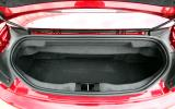Maserati Grancabrio Sport boot space