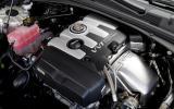 Cadillac CTS four-cylinder petrol engine