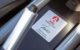 Ariel Atom 4 2019 road test review - plaque