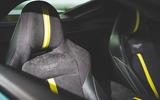 23 Aston Martin Vantage F1 2021 RT seats
