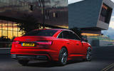 Audi A6 2019 road test review - static front