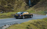 Audi A8 60 TFSIe 2020 road test review - on the road