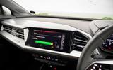 23 Audi Q4 E tron 2021 RT hero charging status
